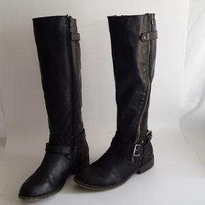 2/$20 MADDEN GIRL KNEE COMBAT BOOTS